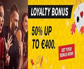 Loyalty Casino Bonuses