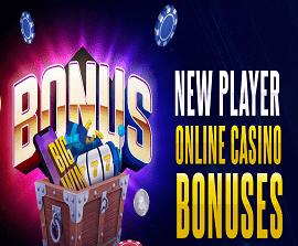 New Player Casino Bonuses